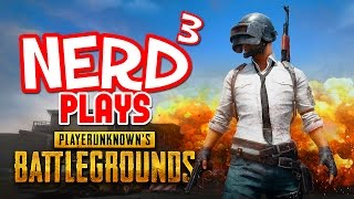 Nerd³ Plays... PlayerUnknown's Battlegrounds - Red Zone