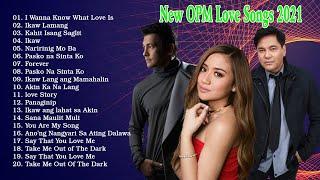 New OPM Love Songs- New Tagalog Songs 2021 - Gary Valenciano , Martin Nievera , Morissette Amon