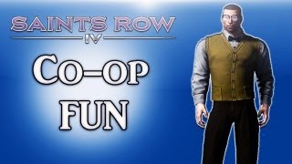 Saints Row 4 Co-op Fun With Vanoss
