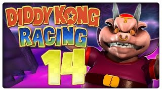 Let's Play DIDDY KONG RACING Part 14: Kosmisches Finale [ENDE]