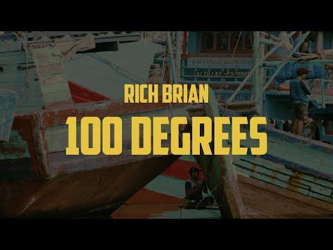 Rich Brian – 100 Degrees (Lyric Video)