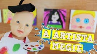 A ARTISTA MEGIE