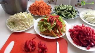 Рецепт салата на зиму УПЛЕТАЙКА
