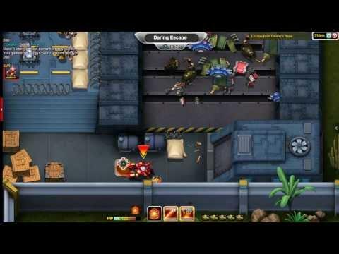 Tank Town - Gameplay
