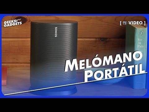 [📌REVIEW] Sonos Move | Mejores altavoces bluetooth | Complemento para Sonos Beam