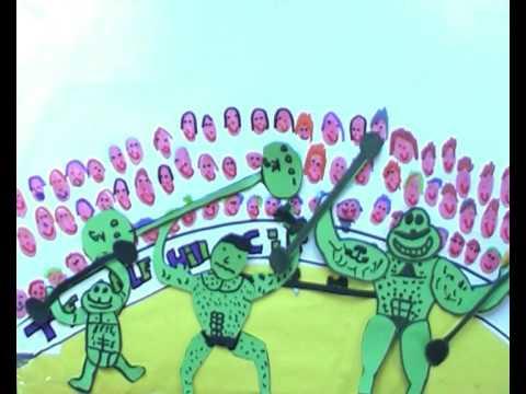 Temple Hill School's Cirque de Dartford