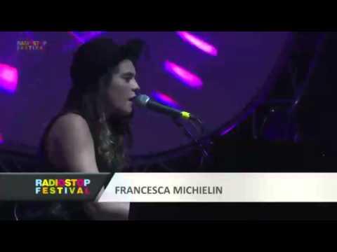 Francesca Michielin - Sola - Live - Radio Stop Festival  05 07 2015