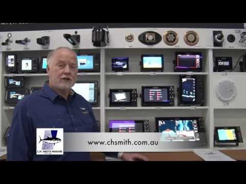 Electronics at CH Smith Marine