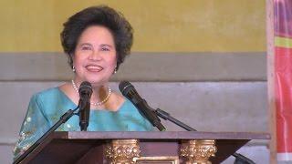 Download lagu FULL SPEECH: Miriam Defensor Santiago at the University of Perpetual Help, Laguna