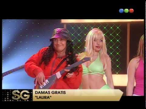 Pablo Lescano y Miguel del Sel cantan Laura - Susana Gimenez 2008