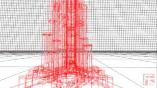 Armables 3D Puzzles - Burj Khalifa (Minimundo)