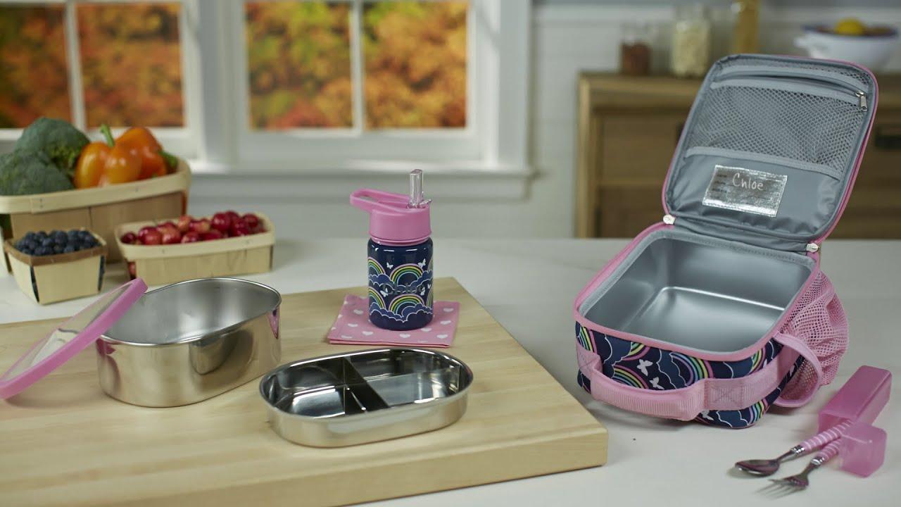 Mackenzie Lunch Bags For Girls Pottery Barn Kids Youtube