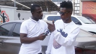 Yes, Medikal Is Richer Than Me But I Don't Beg Cash From Him, He Doesn't Feed Me - Strongman