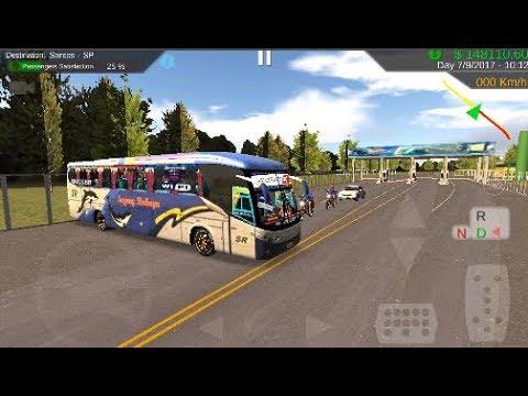 Heavy Bus Simulator, Bus Sugeng Rahayu ~ Skin Lama Tapi Bermakna - 동영상
