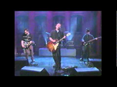Matthew Ryan on David Letterman 1998