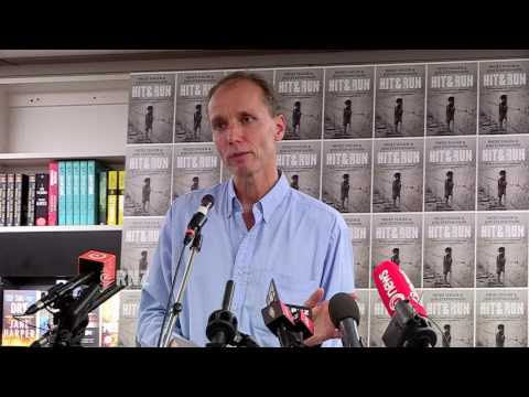 Hit & Run book launch and news conference (full video)