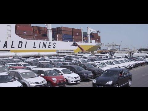 Dakar Terminal #1/4 - Bolloré Ports (Bolloré Group)