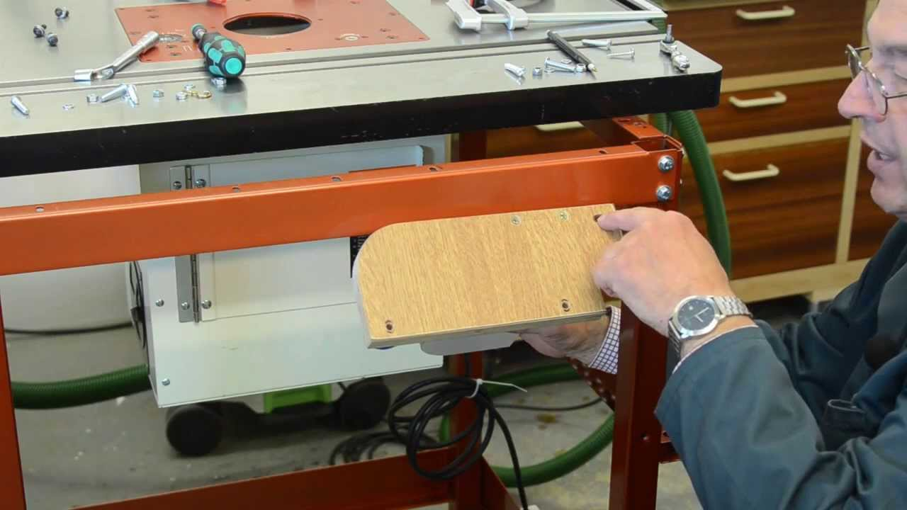 Ujk technology professional router table tweaks youtube greentooth Gallery