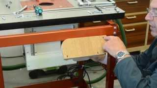 Ujk Technology Professional Router Table - Tweaks