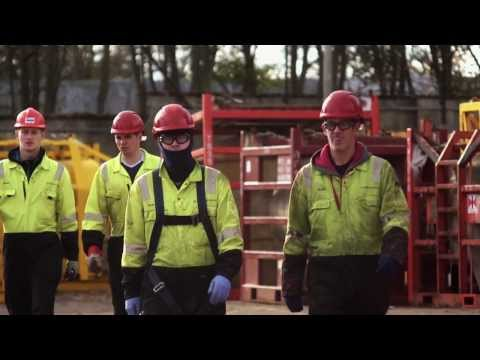 Swire 'HSE Full Circle' - Global Safety Induction film