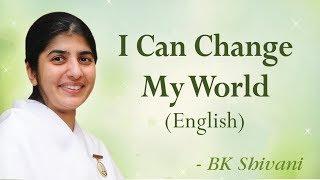 يمكنني تغيير بلدي العالم: BK شيفانى (باللغة الإنجليزية)