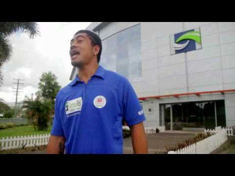 Mr. Tee ( Official Music Video - Beautiful Samoa )