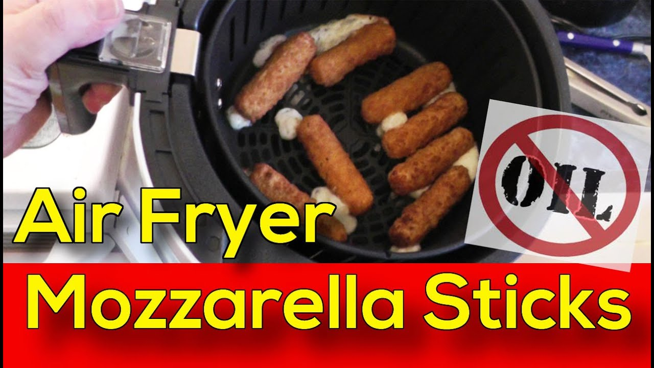 Image result for Mozzarella Sticks Air Fryer
