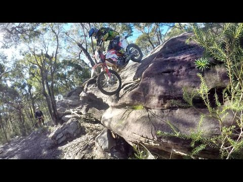 SYDNEY CROSS TRAINING ROCKFEST: enduro vlog #113