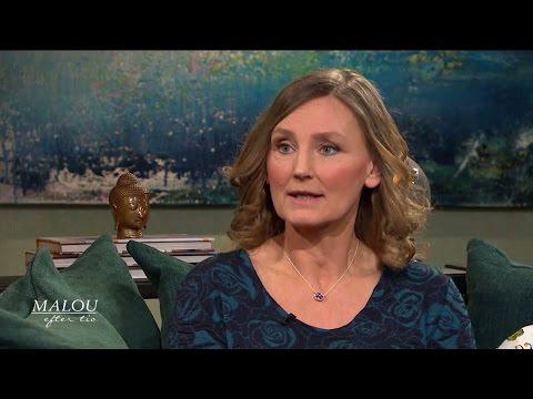 Andreas man levde dubbelliv 16 r med en annan kvinna - Malou Efter tio (TV4)