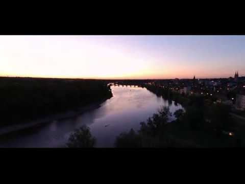 Фото Day to Night - Moulins - PARROT BEBOP2 Edit