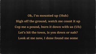 J.I.D - Mounted Up (Lyrics)
