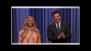 Cardi B and Jimmy Fallon Tag-Team The Tonight Show Monologue