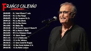 Franco Califano - Il meglio di Franco Califano vol. 2 - Grandi successi 2019