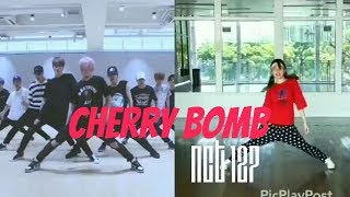 (THROWBACK COVER) NCT 127 - Cherry Bomb 🍒💣