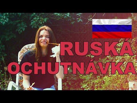 RUSKÁ OCHUTNÁVKA