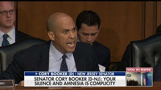 Booker Rips Nielsen Over Reported Trump DACA Remarks