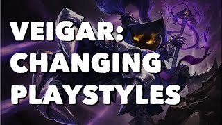 Veigar: Changing Playstyles with Professor Milk