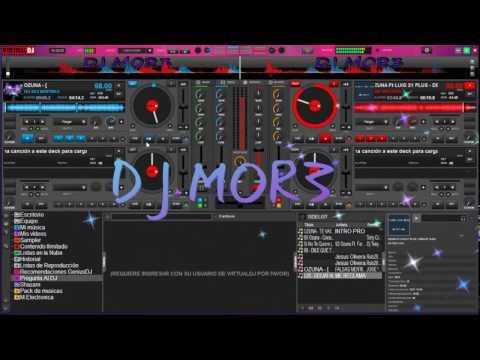 Te vas MiXxX OzUnA / Virtual dj 8 IlIllI DJ MOR3 IlIllI