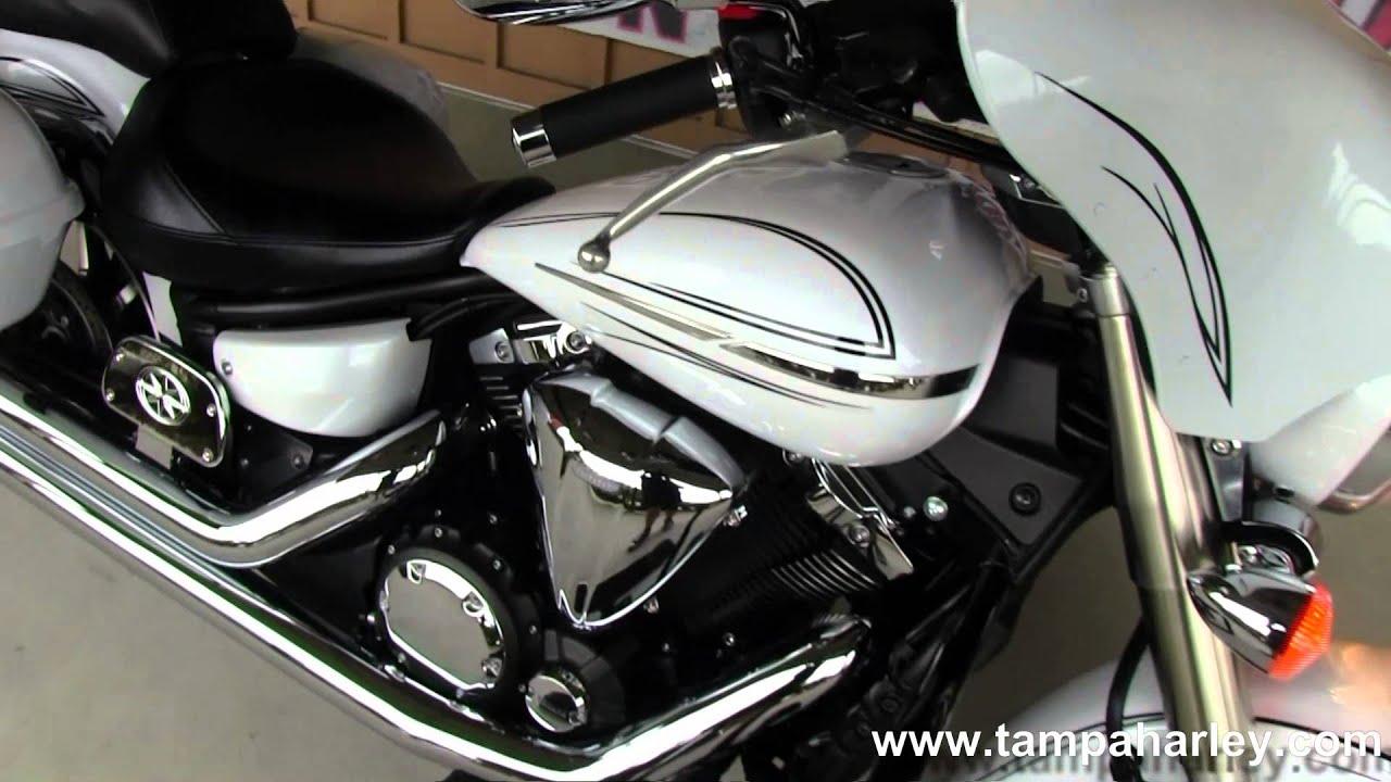 City Of New Port Richey >> Used 2009 Yamaha V-Star 1300 - YouTube