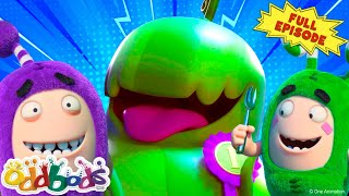 ODDBODS | Virtual Fun Festival Massive Surprise! | NEW Full Episode | Cartoons For Kids