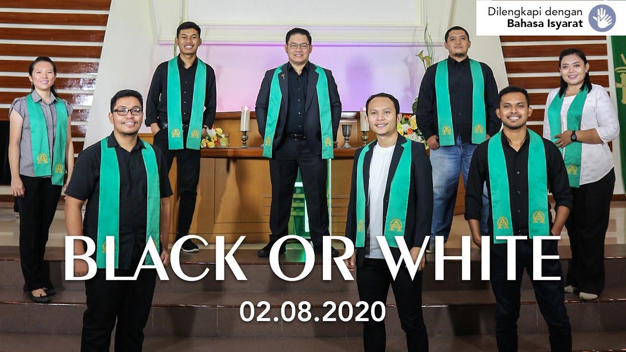 Ibadah Online | Black or White - Pnt. Mario Gunawan