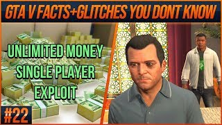 GTA 5 Facts and Glitches You Don't Know #22 (From Speedrunners)