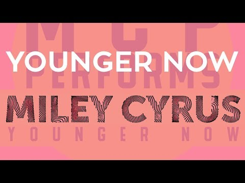Younger Now - Miley Cyrus cover by Molotov...