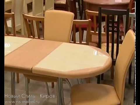 Кухонные столы трансформеры Пешта и Будапешт