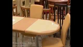 Кухонные столы трансформеры Пешта и Будапешт(Стол-трансформер это отличный вариант для кухни. В считанные секунды обычный стол увеличивается в размерах..., 2015-08-14T11:02:33.000Z)