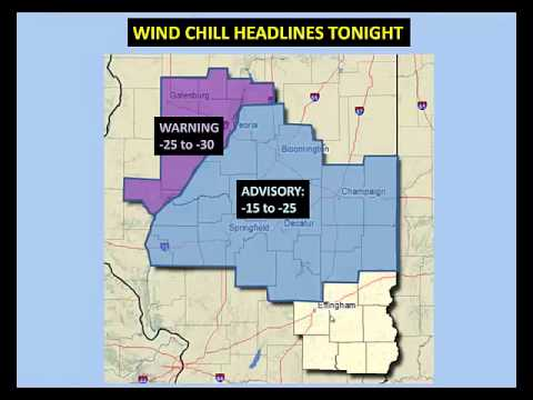 NWS Lincoln Multimedia Briefing 2-5-14 at 4:30 AM