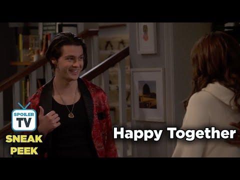 "Happy Together 1x02 Sneak Peek 1 ""Scrubbing"" Mp3"