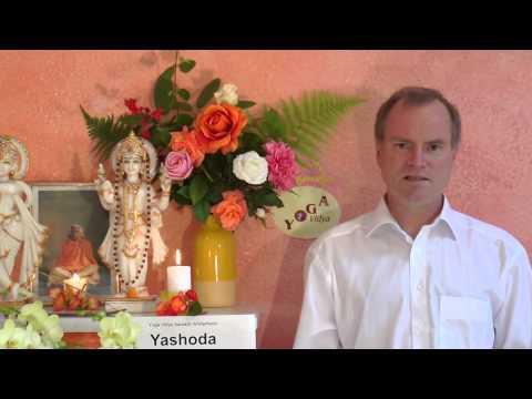 Yashoda - Ziehmutter von Krishna - Hinduismus Wörterbuch