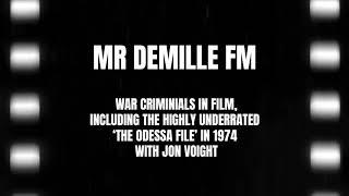 MrDeMilleFM -  War Criminals in Film