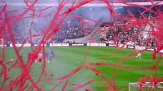 Sfeer Ajax - PSV 4-1 (14-03-2010)